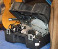 CIRCULAR SAW WITH CASE