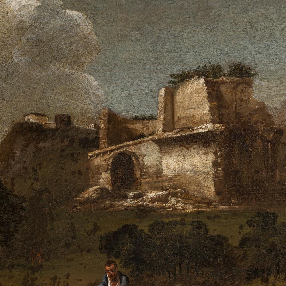 Antonio Travi, detto il Sestri (Genova 1608 - 1665) e bottega - Image 4 of 7