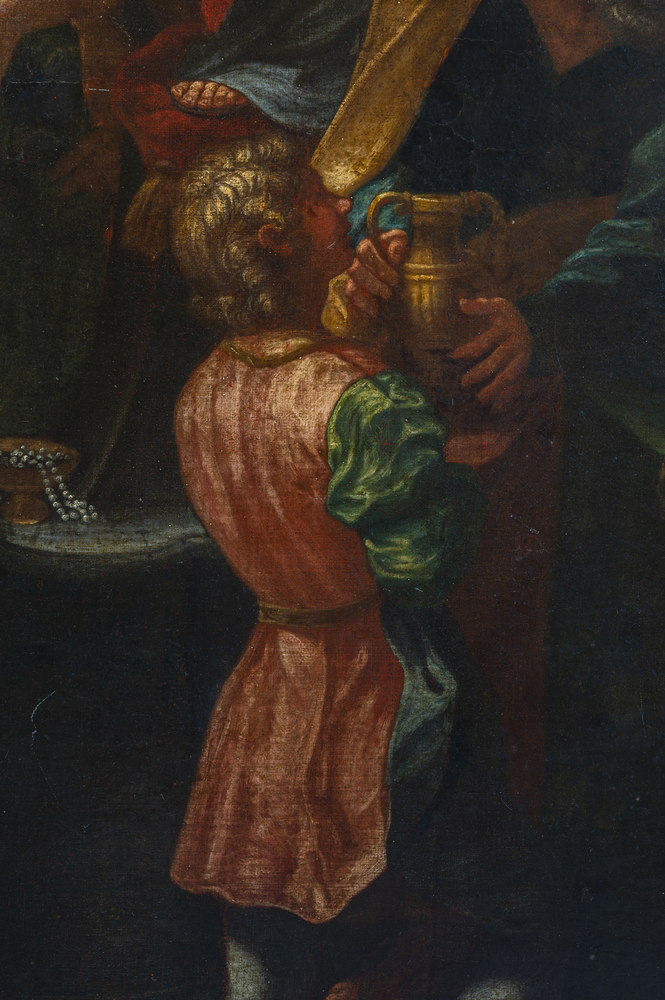 Guido Reni (Bologna 1575 - 1642) replica di bottega/seguace - workshop replica/follower - Image 2 of 5