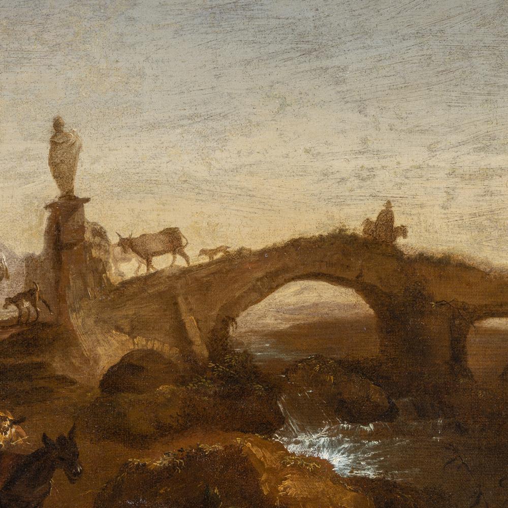 Scuola Olandese del XVII/XVIII secolo - Image 2 of 3