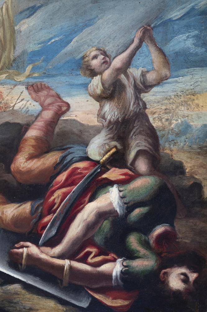 Scuola Lombarda del XVII secolo - Image 2 of 2