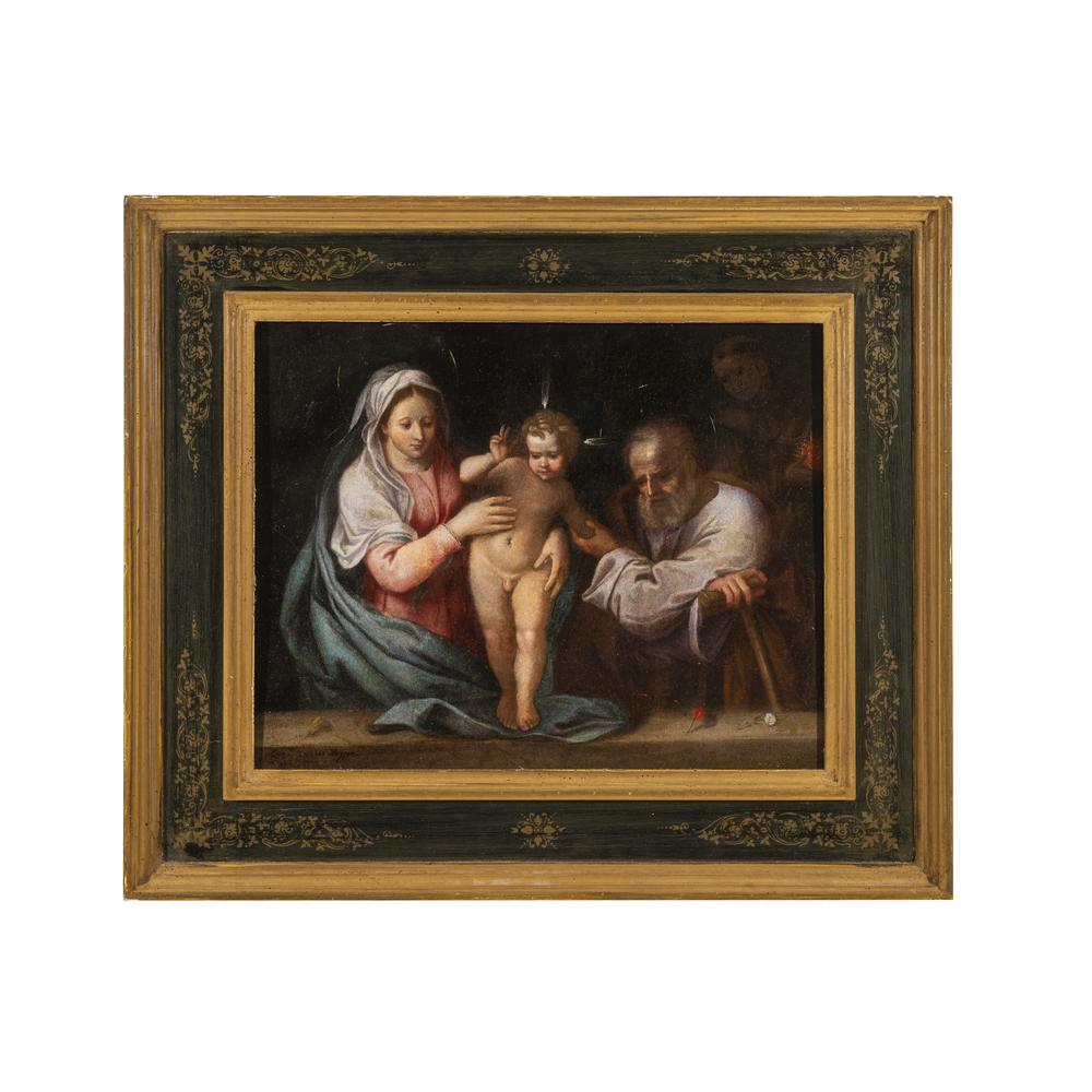 Francesco Zucco (Bergamo 1570 circa - 1627)
