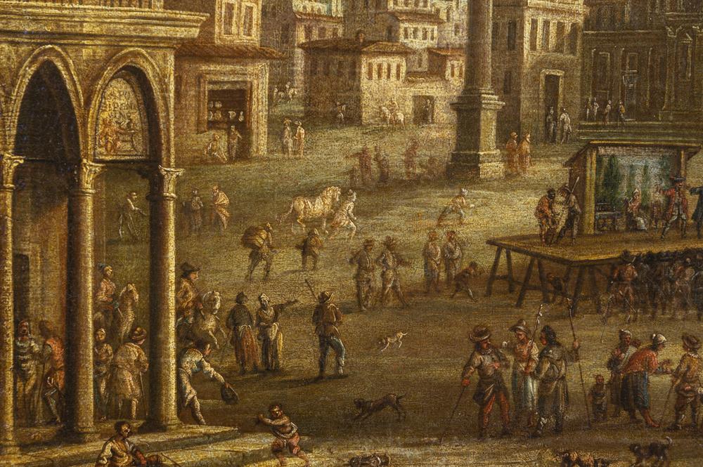 Gherardo Poli (Firenze 1676 - Pisa post 1739) - Image 4 of 5