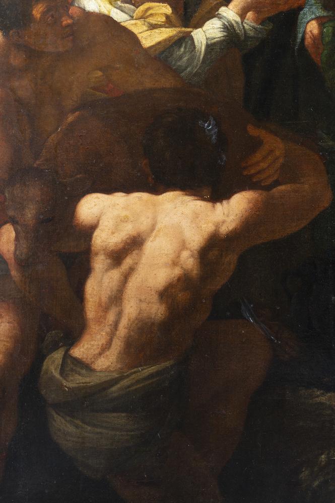 Guido Reni (Bologna 1575 - 1642) replica di bottega/seguace - workshop replica/follower - Image 3 of 5