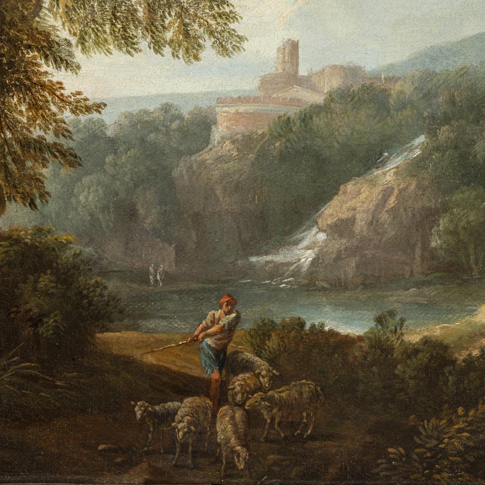 Scuola Romana del XVIII secolo - Image 2 of 3