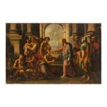 Nicolas Poussin (Les Andelys 1594 - Roma 1665) cerchia-circle of
