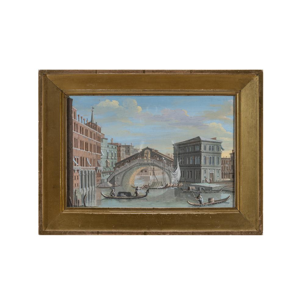 Scuola Veneziana del XIX secolo - Image 3 of 3