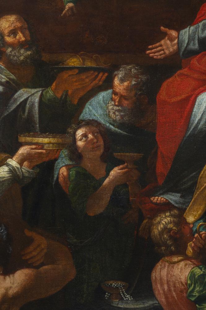 Guido Reni (Bologna 1575 - 1642) replica di bottega/seguace - workshop replica/follower - Image 4 of 5