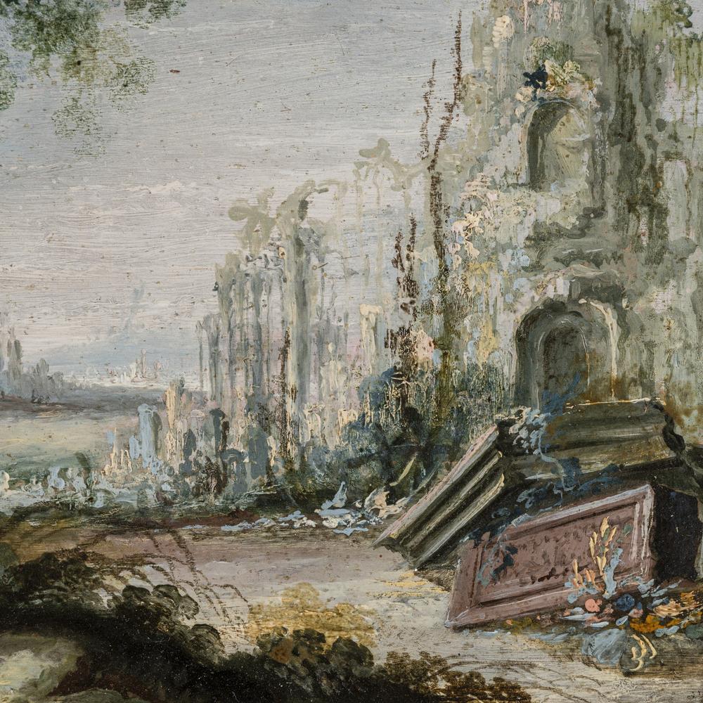 Scuola Francese del XVIII secolo - Image 4 of 6
