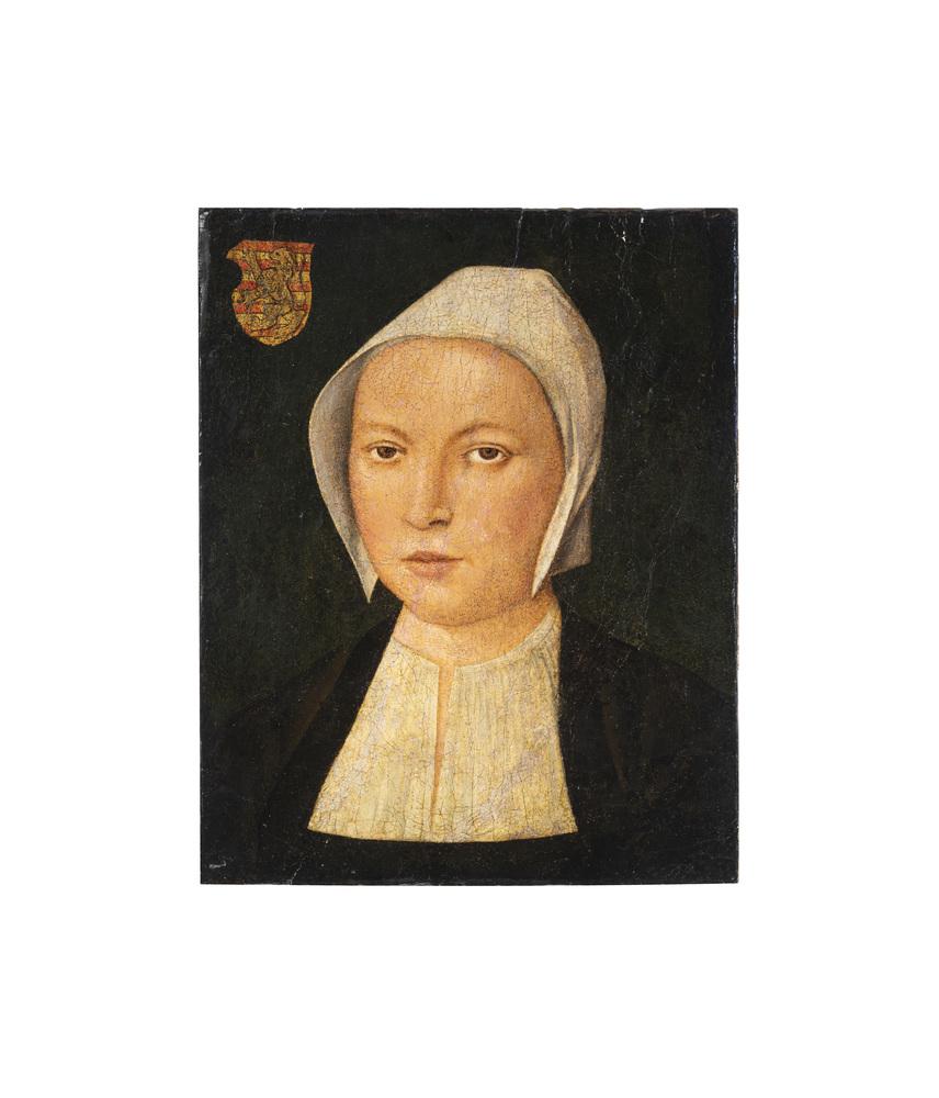 Jan van Scorel (Schoorl 1495 - Utrech 1562) cerchia di - circle of