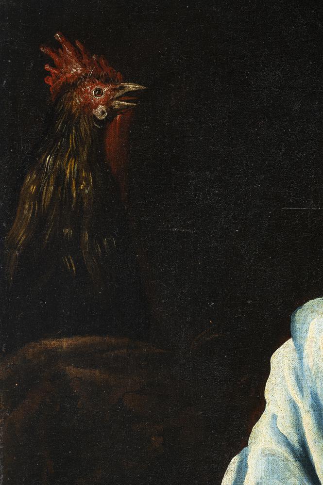 Cesare Fracanzano (Bisceglie 1605 - Barletta 1651 o 1652) - Image 4 of 4