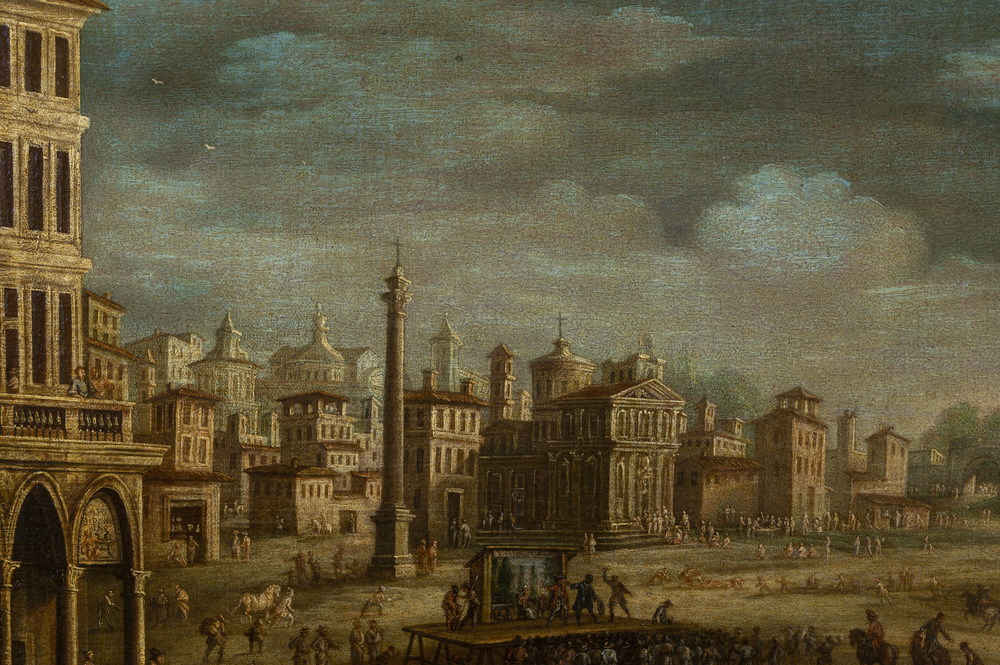 Gherardo Poli (Firenze 1676 - Pisa post 1739) - Image 5 of 5