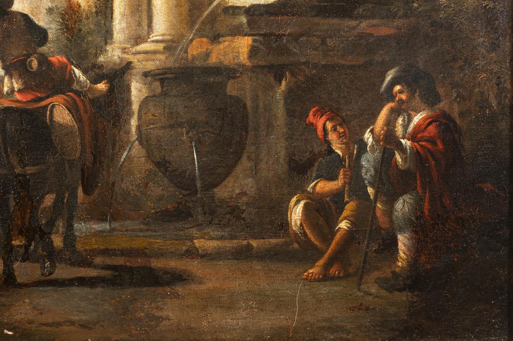 Scuola Italiana del XVII/XVIII secolo - Image 2 of 3