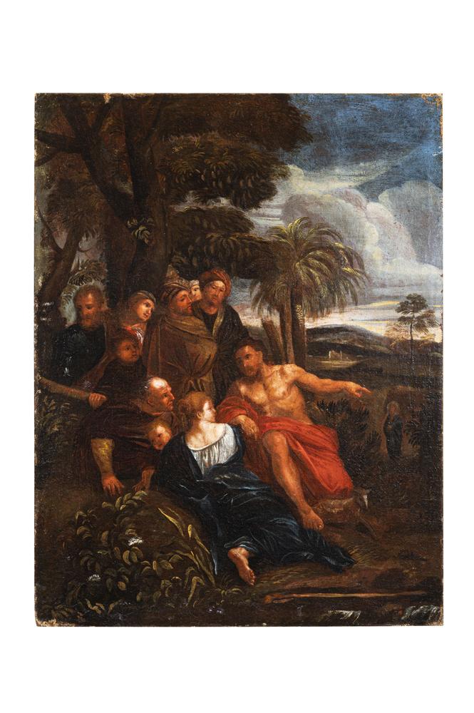 Scuola Italiana del XVII secolo