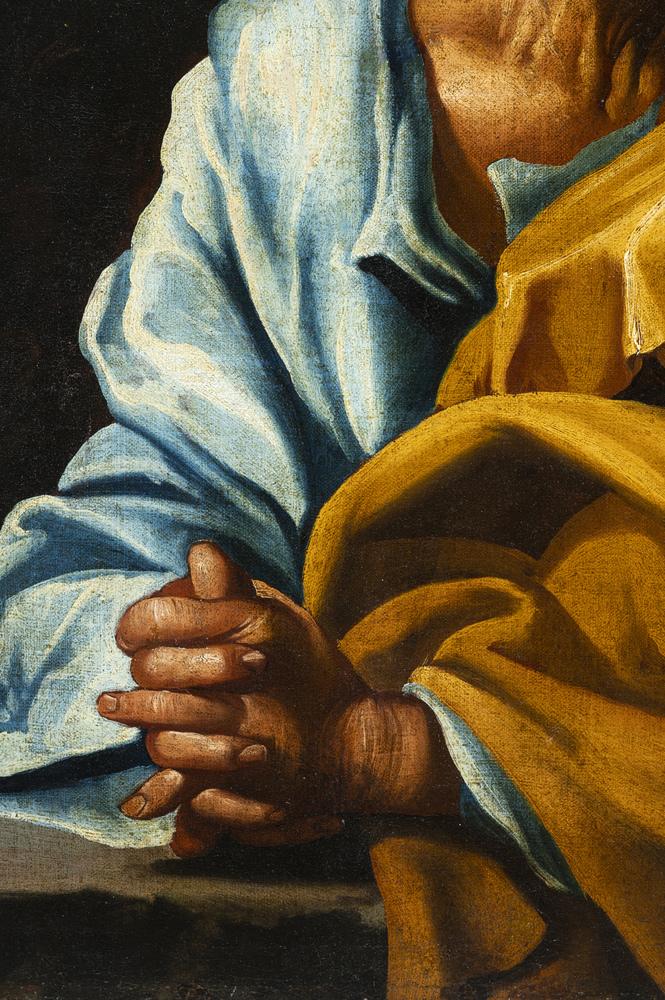 Cesare Fracanzano (Bisceglie 1605 - Barletta 1651 o 1652) - Image 2 of 4