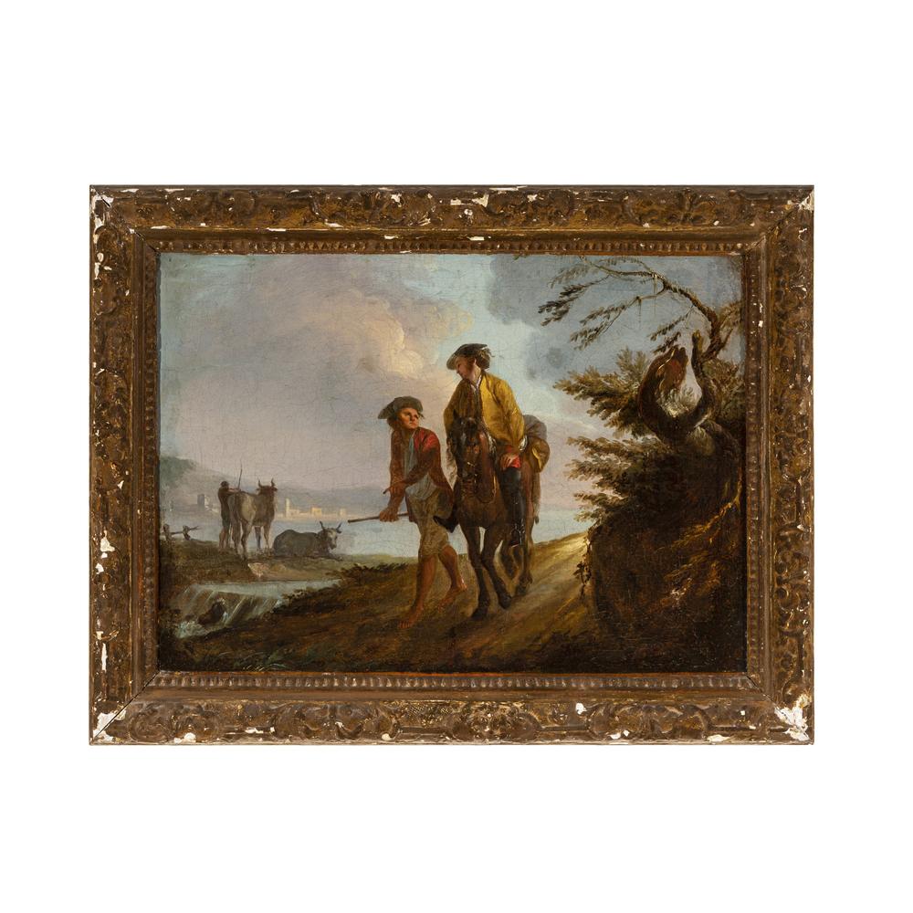 Francesco Casanova (Londra 1727 - Modling 1802) attribuito-attributed