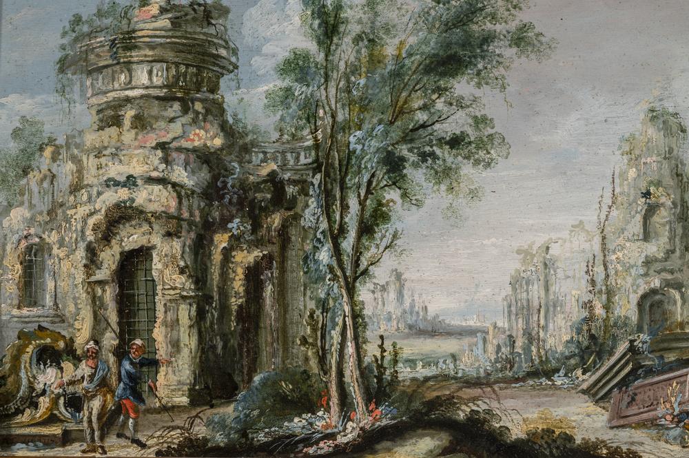 Scuola Francese del XVIII secolo - Image 6 of 6
