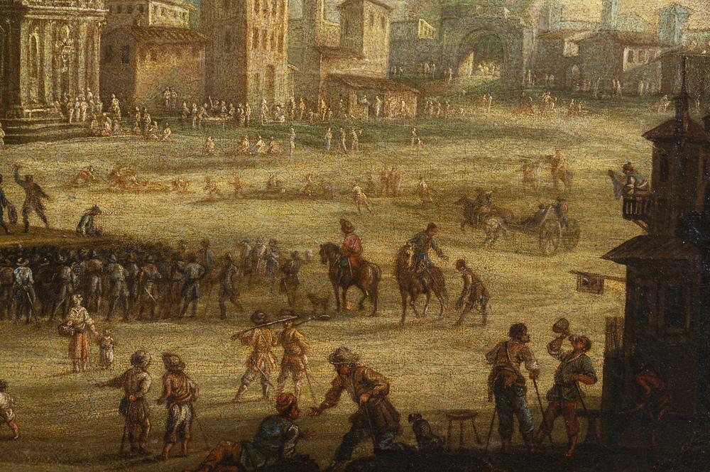 Gherardo Poli (Firenze 1676 - Pisa post 1739) - Image 3 of 5