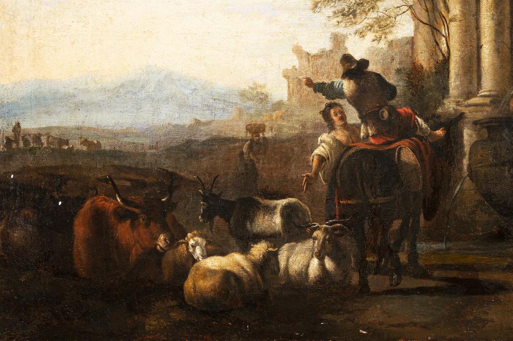 Scuola Italiana del XVII/XVIII secolo - Image 3 of 3