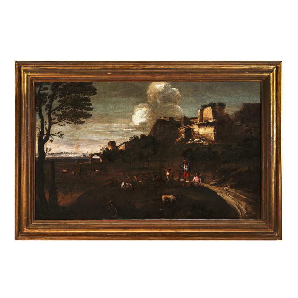 Antonio Travi, detto il Sestri (Genova 1608 - 1665) e bottega