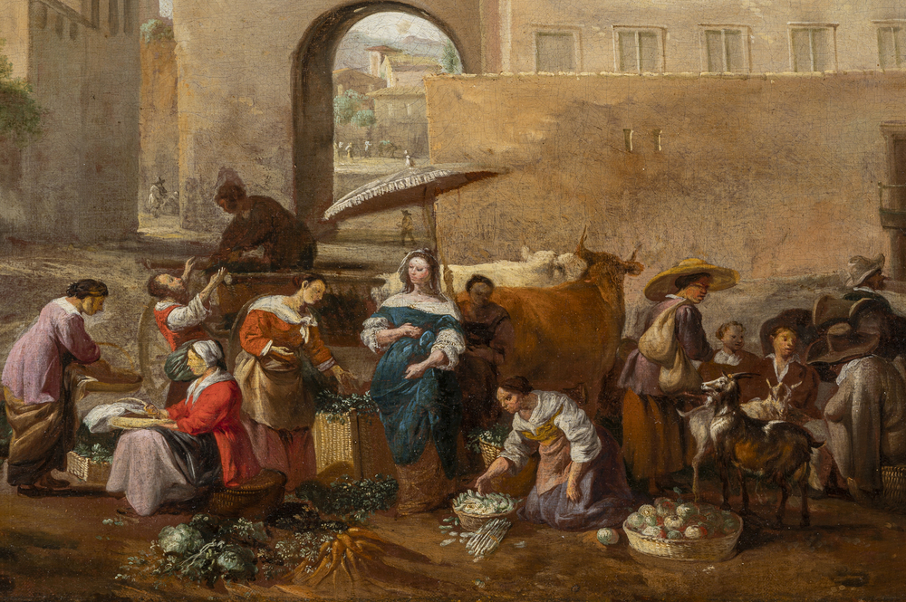 Thomas Wijck (Beverwijk 1616 - Haarlem 1677) - Image 3 of 4