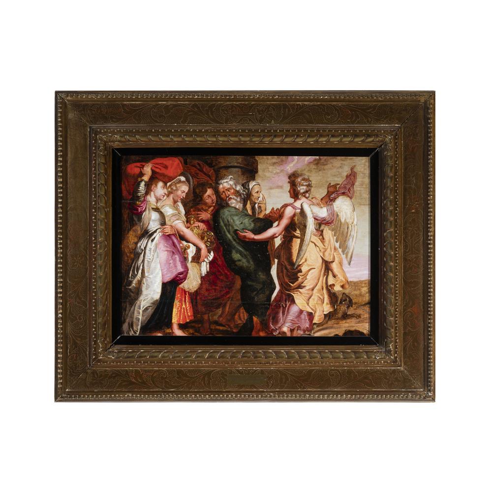 Peter Paul Rubens (Siegen 1577 - Anversa 1640) cerchia/seguace - circle of/follower