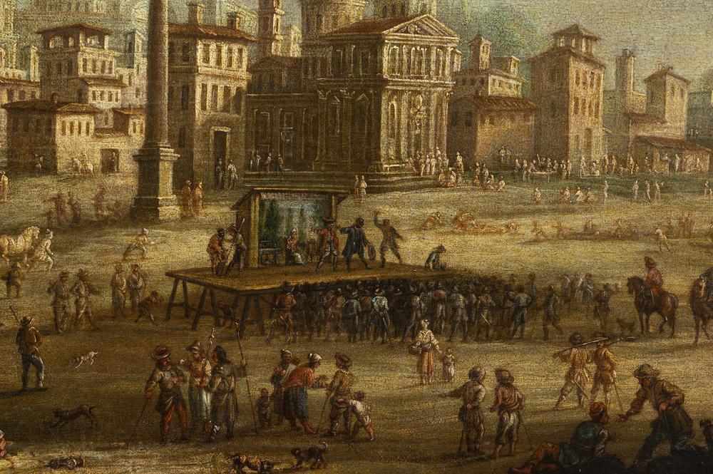 Gherardo Poli (Firenze 1676 - Pisa post 1739) - Image 2 of 5