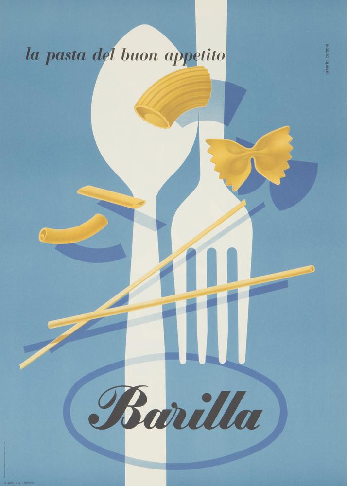 La pasta del buon appetito Barilla