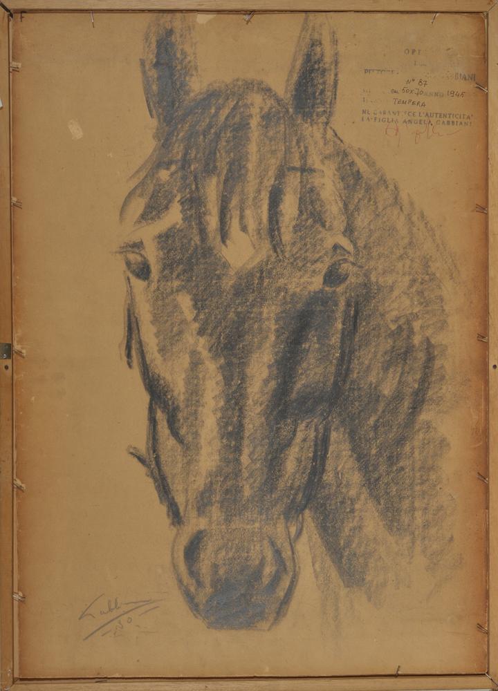Giacomo Gabbiani (Milano 1900 - Salice Terme 1989) - Image 2 of 2