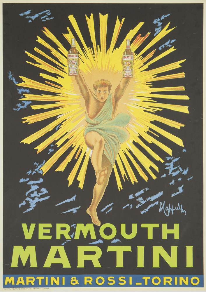 Vermouth, Martini & Rossi