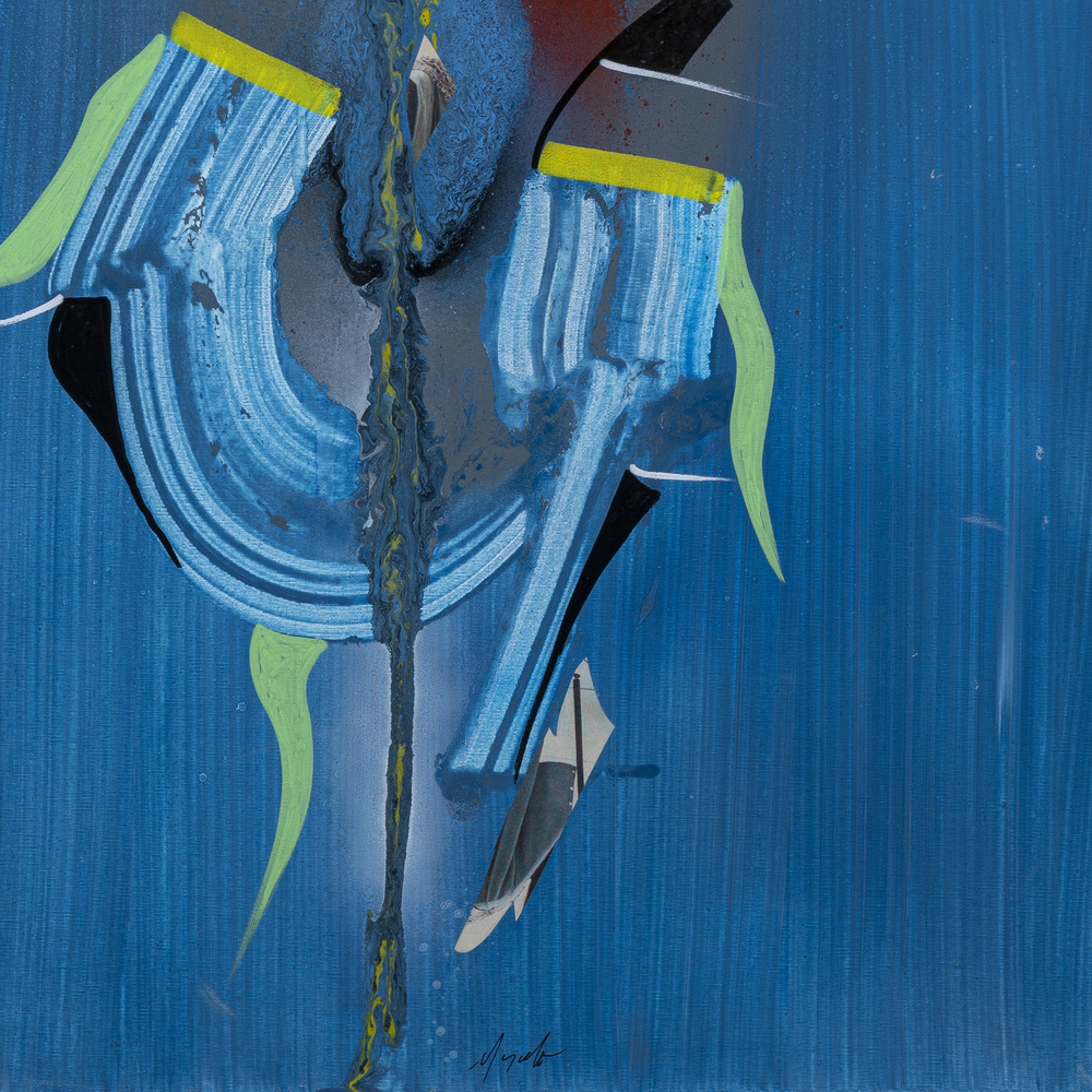 Sergio Dangelo (Milano 1932) - Image 2 of 3
