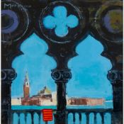 § JACK MORROCCO (SCOTTISH B.1953) FROM PALAZZO DUCALE