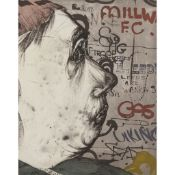 § JOCK MCFADYEN (SCOTTISH B.1950) MILLWALL - 1991
