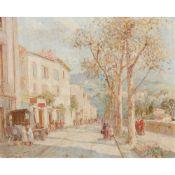 § William Lee-Hankey R.W.S. (1869-1952) Grasse
