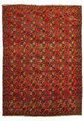 KARAKALPAK CARPET UZBEKISTAN, LATE 19TH/EARLY 20TH CENTURY