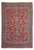 MESHED CARPET NORTHEAST PERSIA, LATE 19TH/EARLY 20TH CENTURY