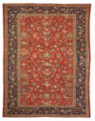 MAHAL CARPET SULTANABAD, WEST PERSIA, EARLY 20TH CENTURY