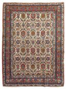 VARAMIN CARPET CENTRAL PERSIA, LATE 19TH/EARLY 20TH CENTURY