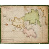 Seller, Jeremiah and Charles Price A Chart of the Narrow Seas