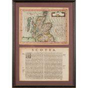 Maps of Scotland 7 maps, comprising