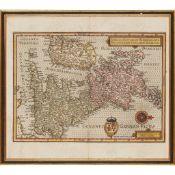 [after] Ortelius, Abraham Angliae, Scotiae, et Hiberniae sive Britannicum Insularum Descriptio
