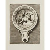 Santi Bartoli, Pietro Le Antiche Lucerne, Sepolcrali Figurate, Raccolte dalle Caue sotterranee, e