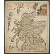 Senex, John, after Gordon of Straloch A New Map of Scotland