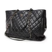 A Cabas shoulder bag, Chanel