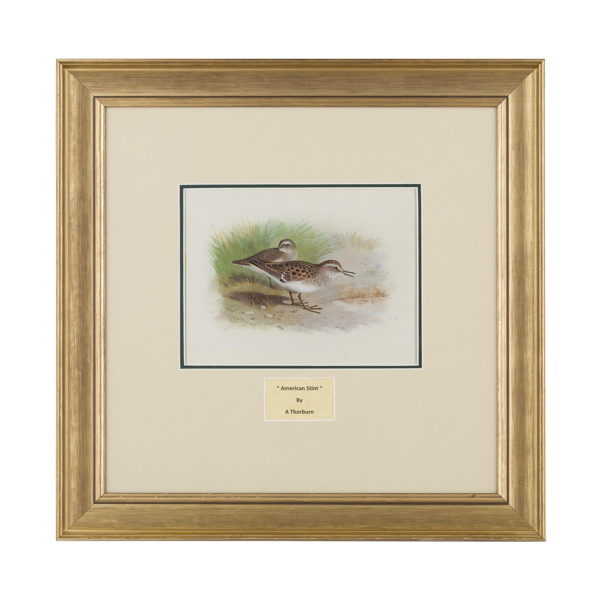 ARCHIBALD THORBURN (SCOTTISH 1860-1935) AMERICAN STINT - Image 2 of 3