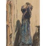 § JAMES MCBEY (SCOTTISH 1883-1959) THE KIMONO