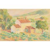 § VIOLA PATERSON (SCOTTISH 1899 – 1981) SOUTH OF FRANCE