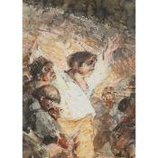 § PETER MCLAREN (SCOTTISH 1964-) AFTER GOYA - 'THE THIRD OF MAY', MUSEO DEL PRADO, MADRID