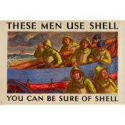 Edward Ardizzone (1900–1978) Lifeboatman Use Shell