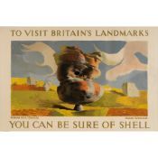 Graham Sutherland (1903–1980) Brimham Rock, Yorkshire